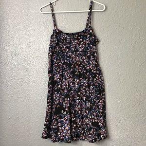 Express Floral Dress w/ Pockets